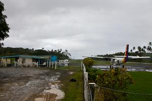SavusavuAirport