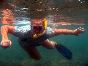 TiffSnorkeling