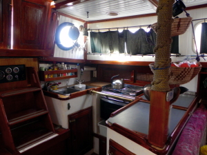Galley thumb s/v Bodhran