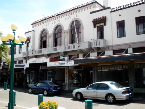 Criterion Hotel in Napier