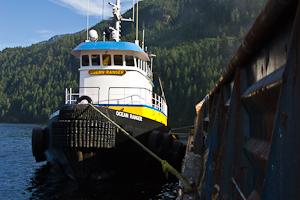 Tug Ocean Ranger