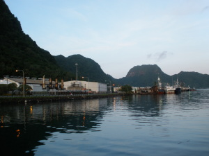 Pago Pago anchorage