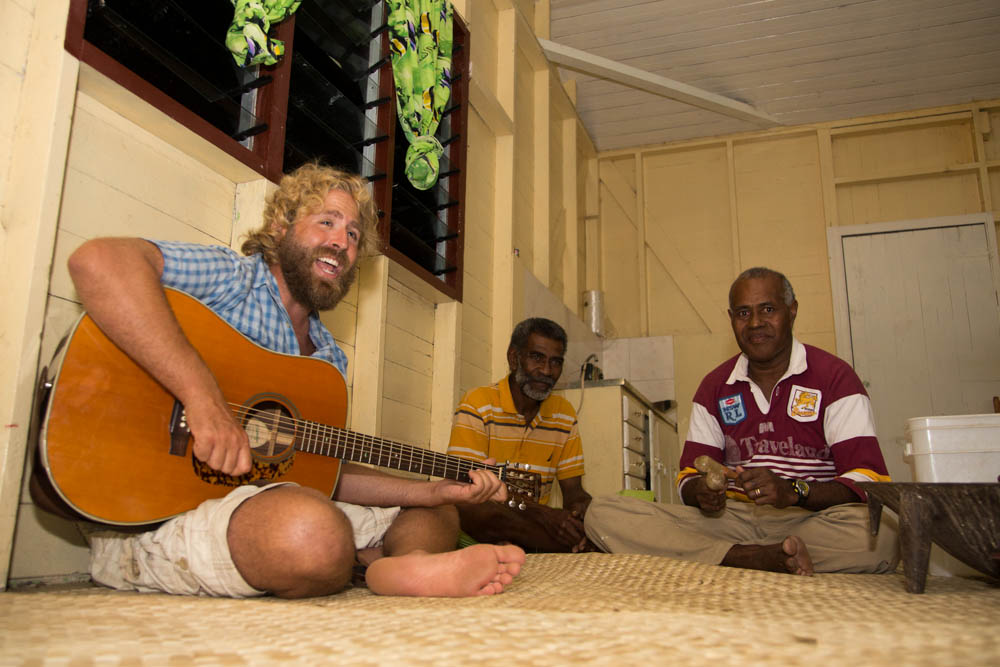 Pickin and Kava at Makongai