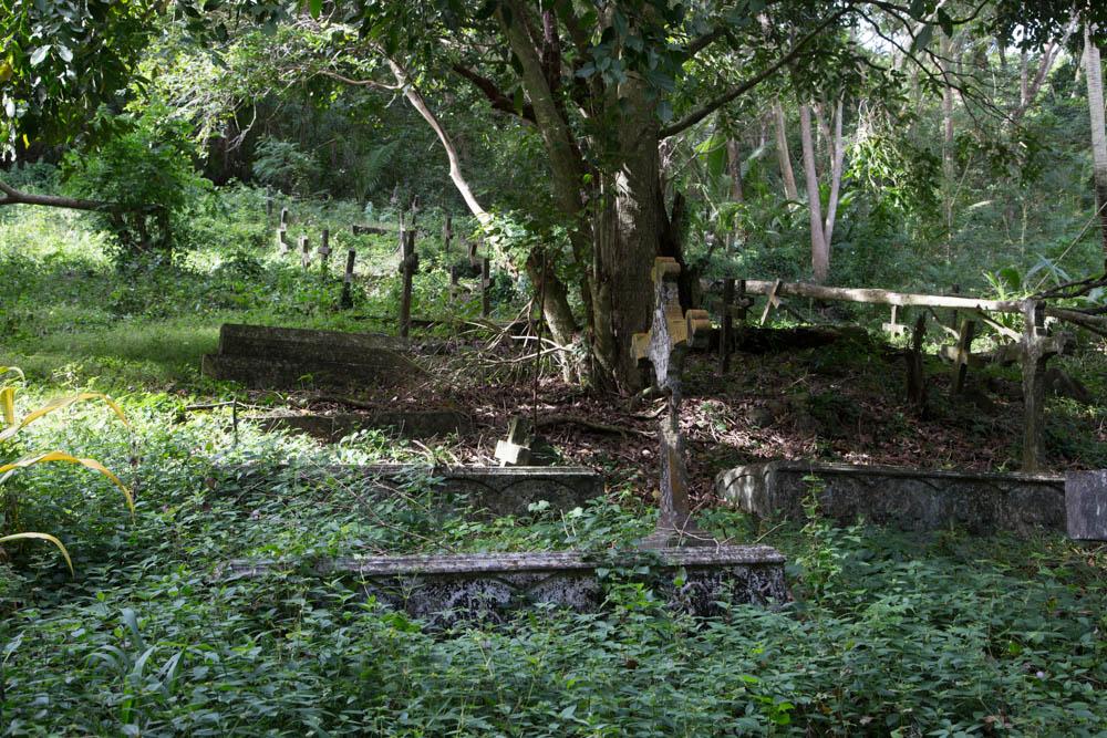 makongai graveyard