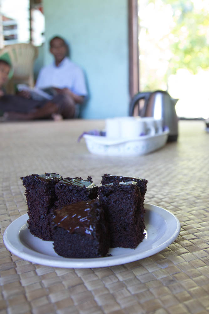 Ma's amazing chocolate cake